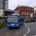 Trolleybus Velperplein - Job Richter