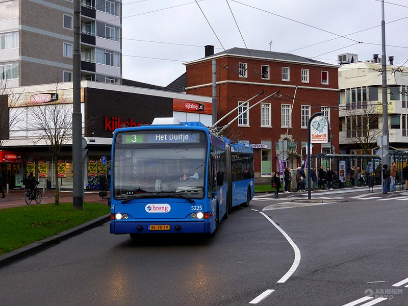 De Trolleybus Arnhem2day